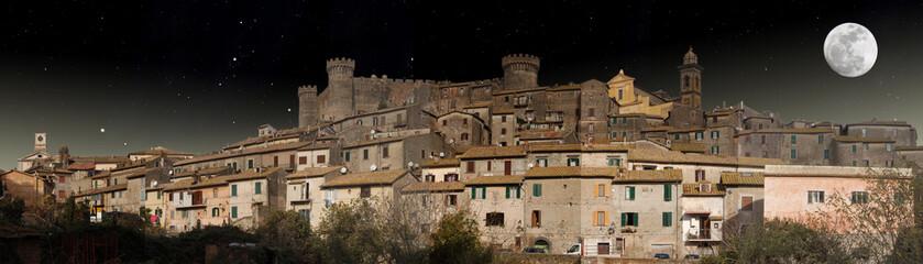 Bracciano night view