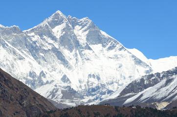 Непал, Гималаи, гора Лхоцзе