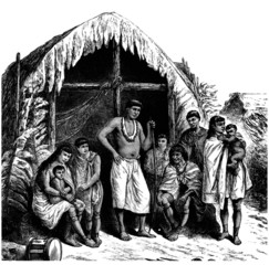 Indians : Guyana - 19th century