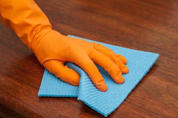 Table polishing