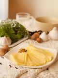 ser żołty