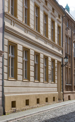 Gründerzeithaus in brandenburgischer Kleinstadt