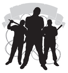 criminal clan emblem