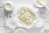 Cottage cheese - 58711764