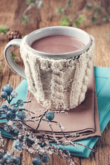 Hot chocolate © Elena Schweitzer