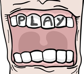 Play tooth