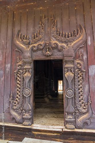 Bagaya Kyaung, Burma