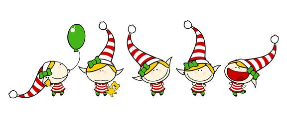 Funny kids #75 - elf girl