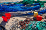 Formentera Balearic Islands fishing tackle nets longliner
