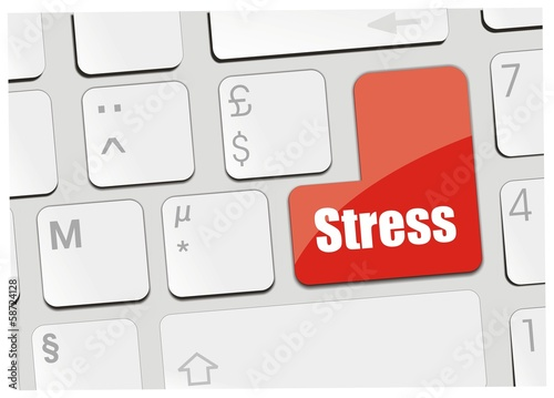 clavier stress