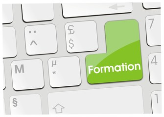 clavier formation