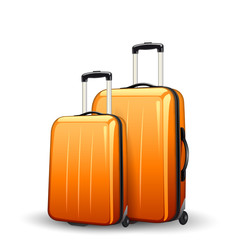orange baggage