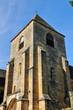 France, Saint Genies church in Dordogne