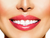Healthy Smile. Teeth Whitening. Dental Care Concept - 58726312