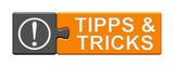 Puzzle-Button grau orange: Tipps & Tricks