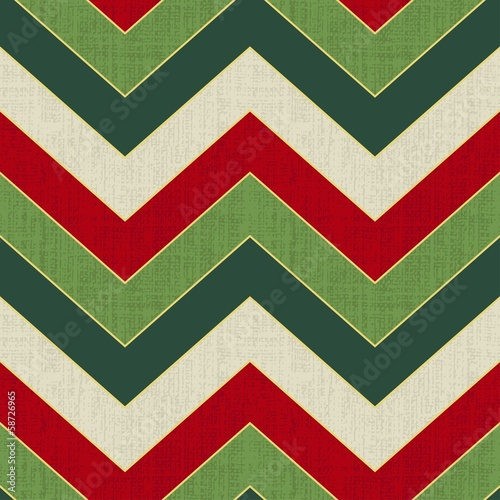 Colorful zigzag seamless pattern. Chevron pattern.