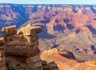 Arizona Grand Canyon National Park Mother Point US