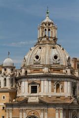 Chiesa del Santissimo Nome di Maria al Foro Traiano and Santa Ma