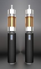 Mod e-cigarette voltage variable