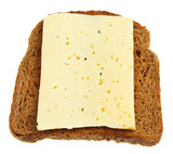 bread and cheese sandwich