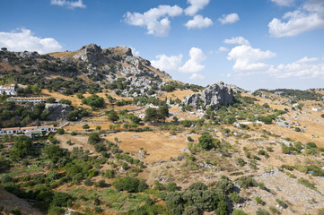 Grazalema Natural Park, Cadiz, Andalusia, Spain