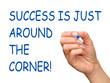 Success is just around the corner !