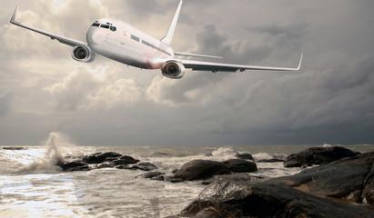 Passagierflugzeug in Gefahr, Mayday