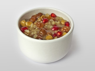 Aschura Suppe, Aşure Çorbası