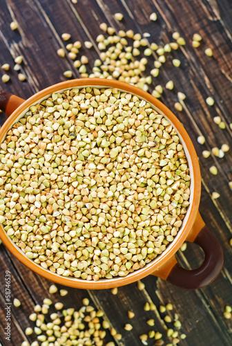 green buckwheat