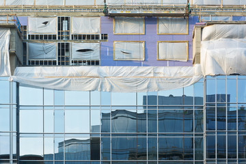 Construction with Reflections