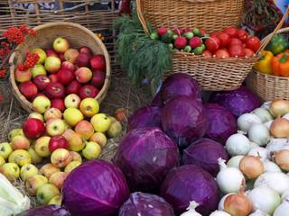Овощии и фрукты - 2