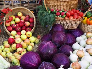 Овощии и фрукты