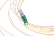 Optical patch cord for passive optical network