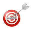 target business intelligence illustration