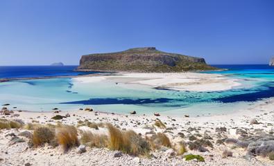 Gramvoussa peninsula.Chania,Crete.