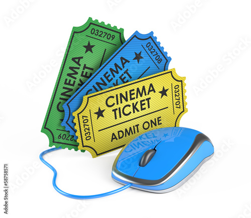 cinema ticket online booking