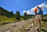 Fototapety randonnée en montagne