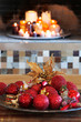 Christmas decorative objects