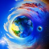 Planet Earth - 58764106