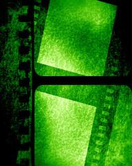 green filmstrip