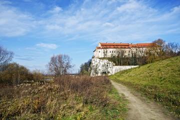 Abbey in Poland