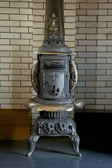 Antique Burner Stove