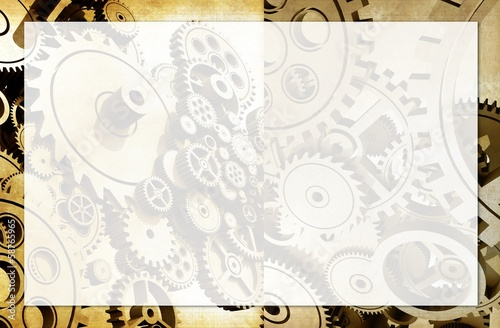 Machinery Background