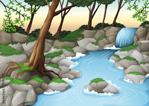 An ecosystem - 58768364