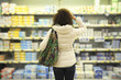Women,Shopping, Supermarket, Retail, Grocery Product,hair pullin