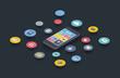 Mobile communication design concept