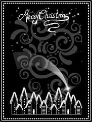 Lavagna Buon Natale