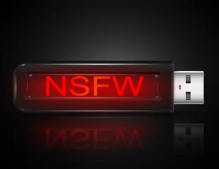 NSFW concept.