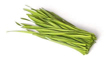 Weizengrasschnitt