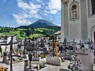 Cimitero di San Vigilio di Marebbe